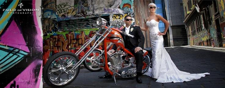 My awesome couple Alisia and Besim - shot on their #wedding day in Melbourne.  www.fovphoto.com.au