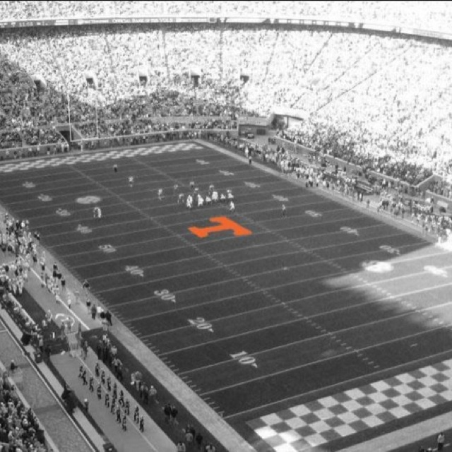 Neyland Stadium!!! Love college football and UT!