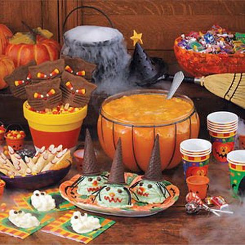 food ideas for a halloween birthday party food favors for halloween birthday parties - Halloween Birthday Decorations
