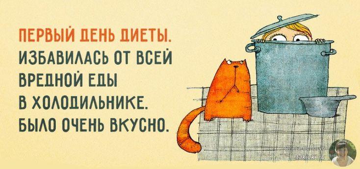 Первый День Диеты Картинка.