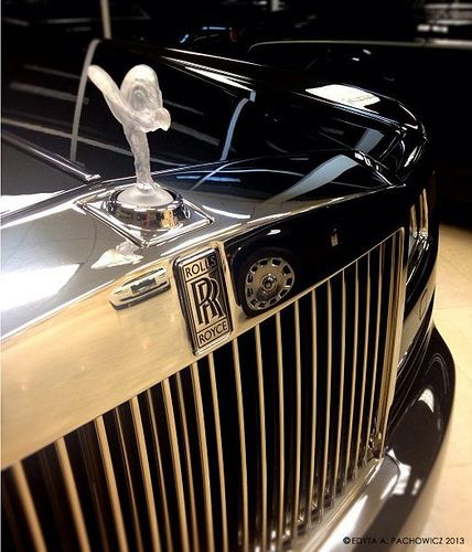 Featured Rolls-Royce at Fashionable Achievement