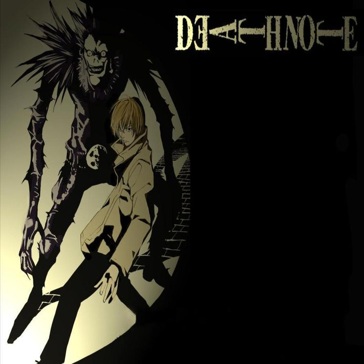 Light and Ryuk   Death note, Hd wallpaper, Wallpapers