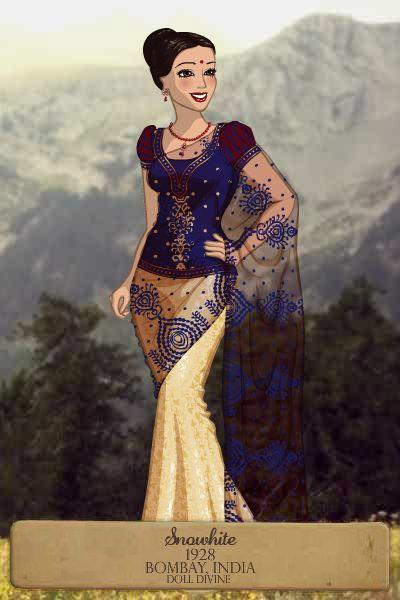 Sari+Snowhite+by+nesseire.deviantart.com+on+@DeviantArt