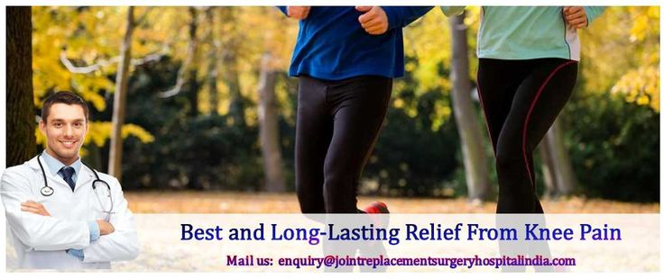 Back To Running with Partial Knee Replacement Surgery in India.