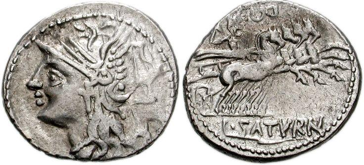 Lucius Appuleius Saturninus - Saturn (mythology) - Wikipedia, the free encyclopedia