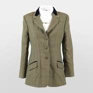 Dublin Cambridge Tweed Jacket - Childs
