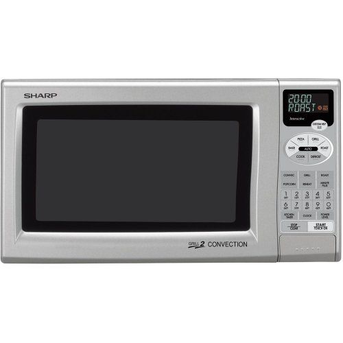 Sharp Double Grill Convection Countertop Microwave Stainless Steel Http Www Microwaveovencentral