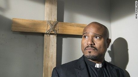"""Seth Gilliam, who joined the """"Walking Dead"""" cast last season as the morally conflicted Rev. Gabriel Stokes, was arrested in Peachtree City, Georgia."""