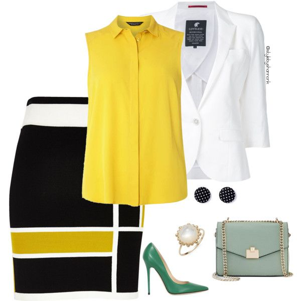 A fashion look from April 2017 featuring Dorothy Perkins tops, Loveless blazers and River Island mini skirts. Browse and shop related looks.