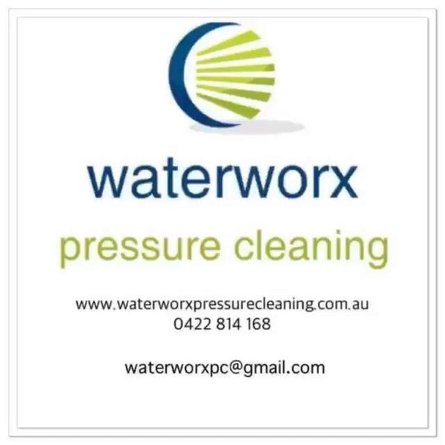 Waterworx Pressure Cleaning offer house washing, pressure cleaning, roof cleaning, Tennis court cleaning and much more.