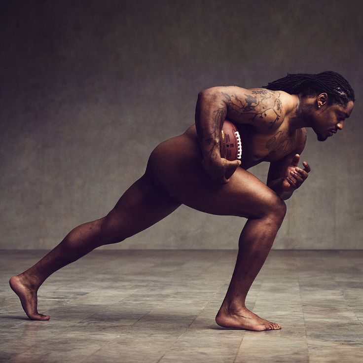 ESPN The Magazine 2014 Body Issue: Marshawn Lynch Go behind the scenes on the making of ESPN The Magazine's 2014 Body Issue featuring Seattl...