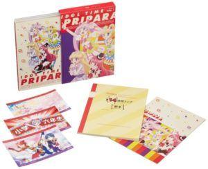 More 'Idol Time PriPara' Anime DVD/BD Box Set Packaging Arrives