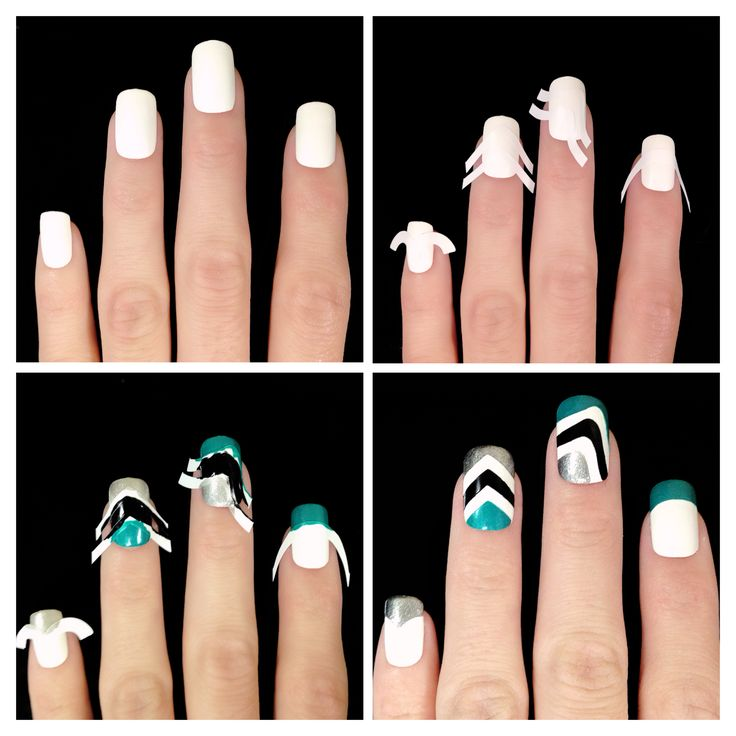 how to make your own nail polish strips - How To Make Your Own Nail Polish Strips Hession Hairdressing