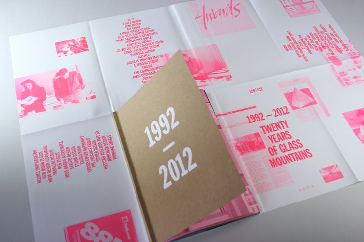 Twenty Years of Glass Mountains / Famous Visual Services