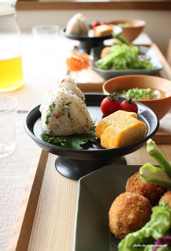 Japanese rice balls, Onigiri
