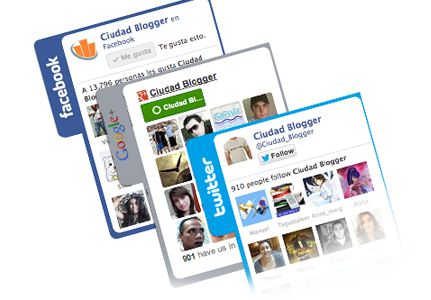 Gadgets | Ciudad Blogger - Trucos y tutoriales para tu blog