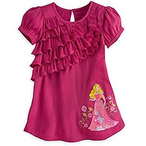 Disney (Disney) USA merchandise sleeping beauty Aurora Princess Princess dress up clothes girls girls