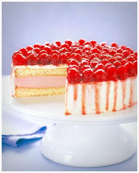Marabout HP フランボワーズのケーキ