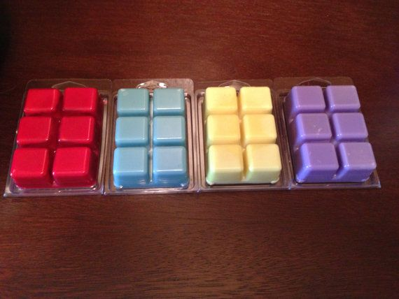 Wax Tarts, for your wax or scentsy burner Only pay for shipping on first item. on Etsy, $2.00