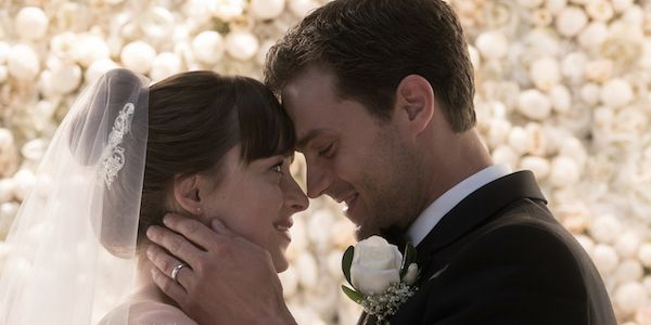 How Much Fifty Shades Freed Made On Opening Night    The handcuffs are off and the final chapter in the Fifty Shades Freed is set to spank the competition this weekend.   https://www.cinemablend.com/news/2309462/how-much-fifty-shades-freed-made-on-opening-night