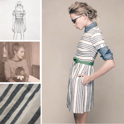 Behind the Design: Our Songbird Dress   Madewell