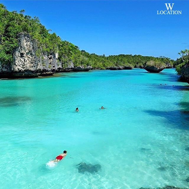 Bair Island (Pulau Bair), Kota Tual, Maluku #wonderful_location .