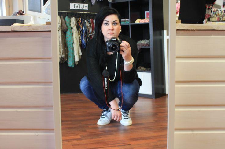 PhotoShoot #selfie www.somemore.fi