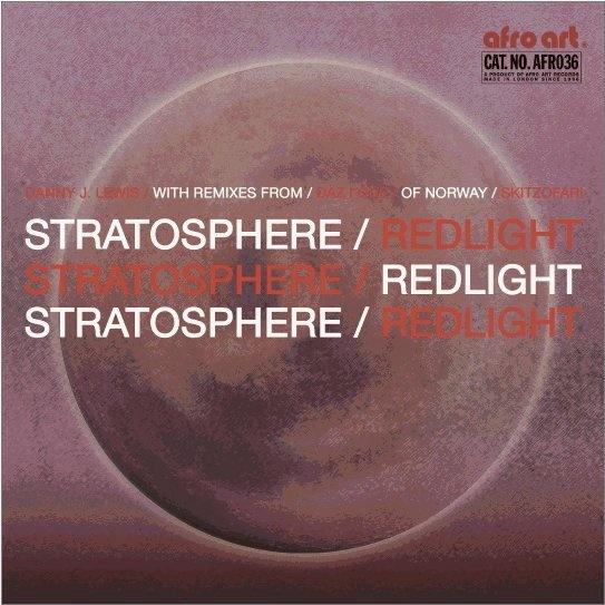 Redlight/Stratosphere Cover Art