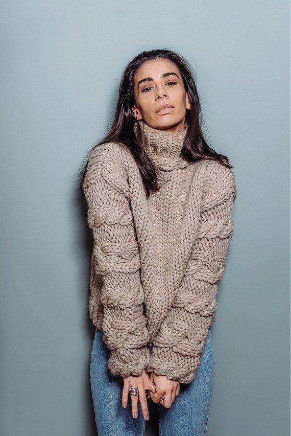 Woman organic clothing Raglan Wool Pullover Woman/'s Knits Lantern Sleeve Top Elegant Plain Crop Top Short Sleeves Knit Sweater