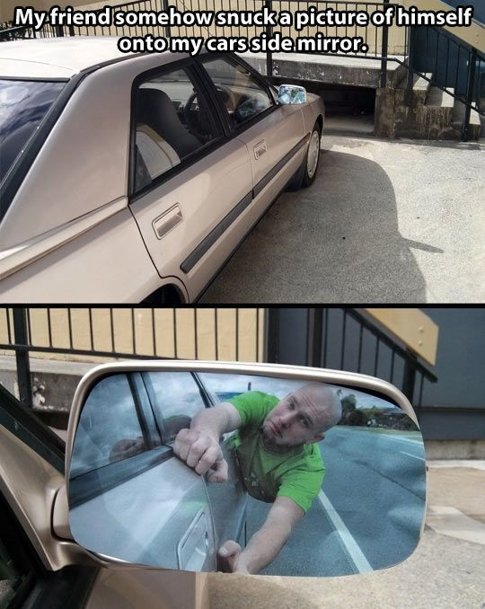 Now This Is A Great Prank If You Can Pull It Off