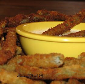 TGI Friday's (Copycat) Green Bean Fries