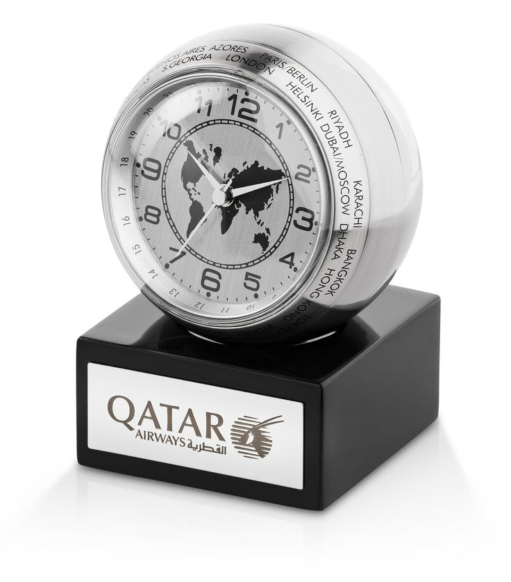 Globetrotter World Clock