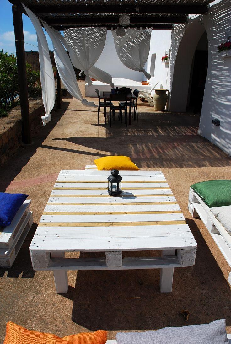 View of our veranda