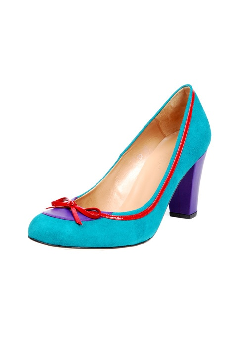 Pin by shoptiques on if the shoe fits pinterest - Do red and purple go together ...