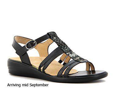 Delphi Women's Shoe - Sandal - Ziera Shoes