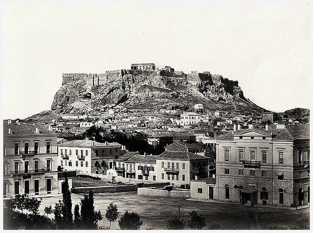 Athens 1860 by gichristof, via Flickr