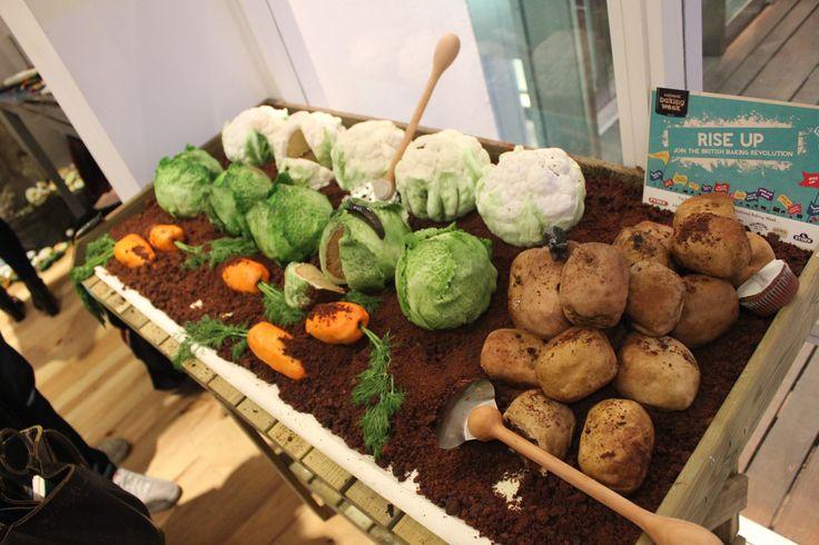 National Baking Week - Baketopia 2013