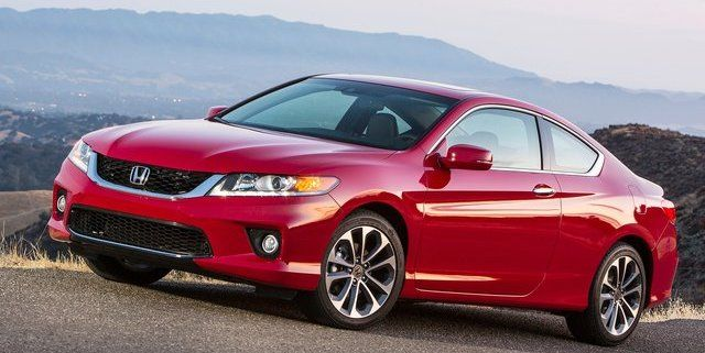 THE HONDA ACCORD COUPE