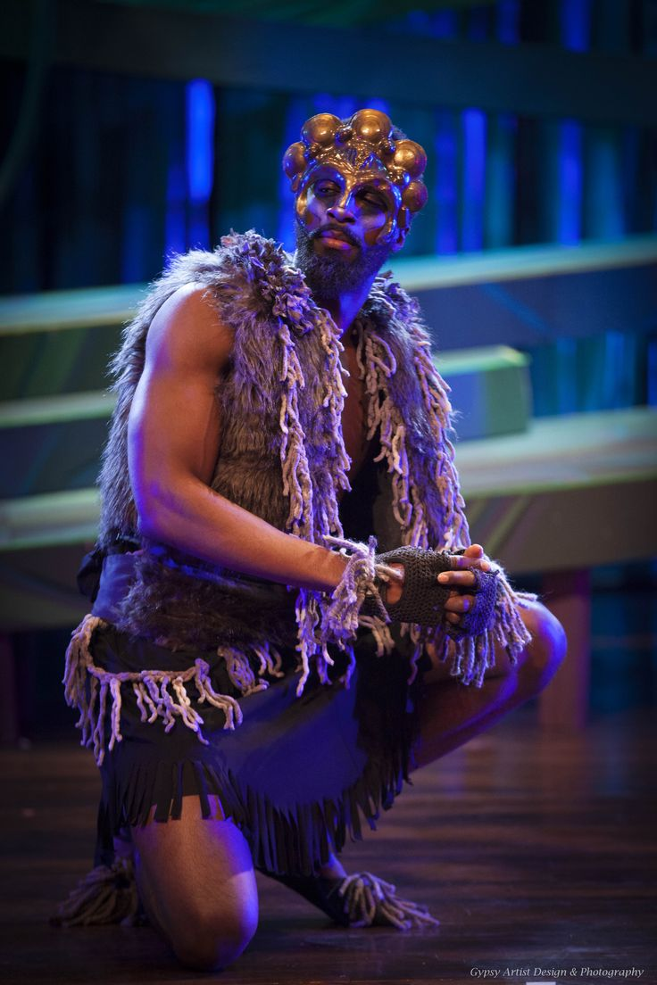 "Tune in to KLBK News Trends & Friends @ 5 tonight at 5PM & meet some of our ""TARZAN"" cast! Opens Friday! Tickets:  #Kerchak"