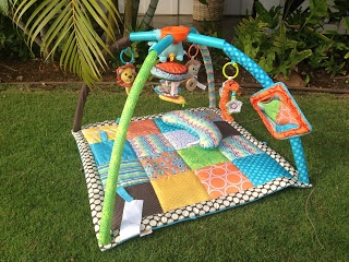 *Mom's Best Bets: Infantino Play Mat Gym for Babies
