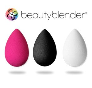 Beauty Blender and the Beauty Blender Cleanser Solid- sold on Sephora (I tried the knock offs but they're no good)