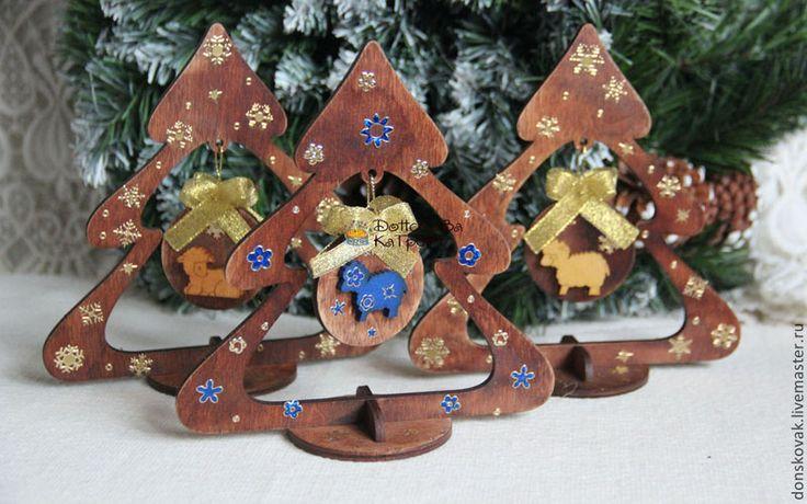 Новогодний декор Донсковой Катрины