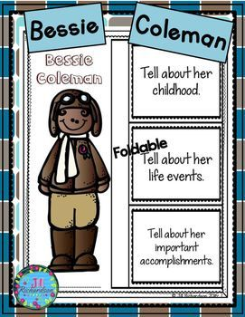 Bessie coleman on Pinterest | African americans, Pilot license and ...
