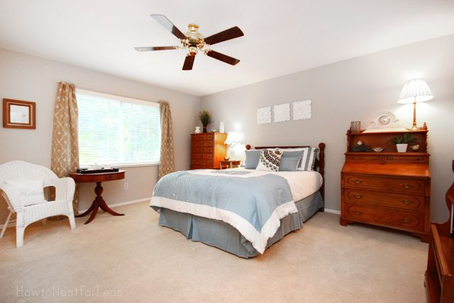 Guest Bedroom Makeover Bedrooms Walls And Nest