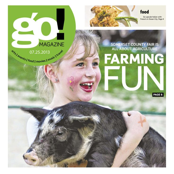 Go! Magazine for July 25, 2013