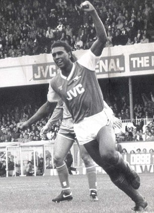 David Rocastle. Remembered today.