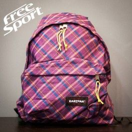 Zaino Eastpak Padded Pak'r Re-Check Pink EK62004H