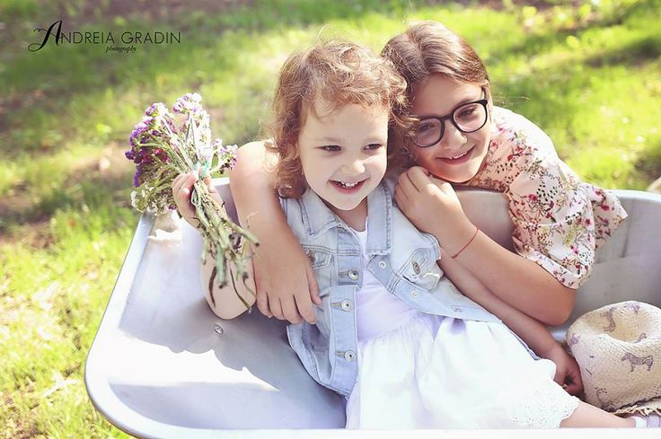 Sedinta foto copii la gradina - fotograf profesionist Andreia Gradin