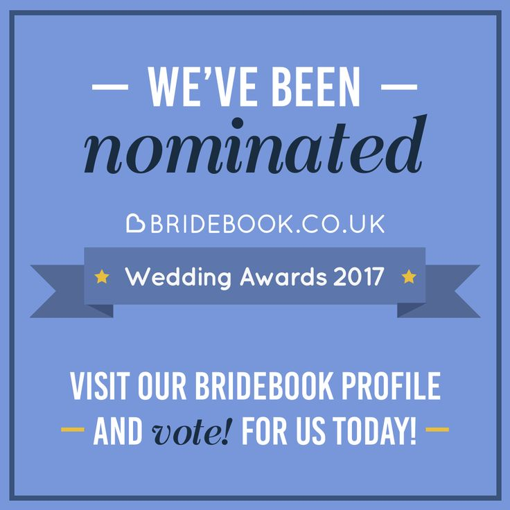 I'm very pleased to say that I got an email today informing me that I've been nominated for another wedding award as Best Wedding Videographer. All you need to do is visit my Bridebook profile and vote. Nothing else. So please do go along to https://bridebook.co.uk/wedding-videographers/Alpha-Video-Ireland-Rostrevor-Down-bb0X2EKj8R and vote. There's a small blue button that says '+ Give Vote'. Click this and it will register your vote for me.