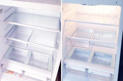 guide de nettoyage rangement frigo
